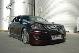 Junction Produce Window Curtains by Hyundai Equus Receives The Vip Treatment And 450hp Turbo V8 By