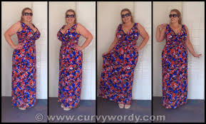 curvy wordy george at asda maxi dresses summer 2014