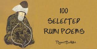 100 Selected Rumi Poems