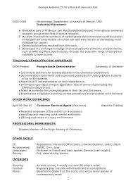 Skills For Customer Service Resume Best Of Examples Free Templates