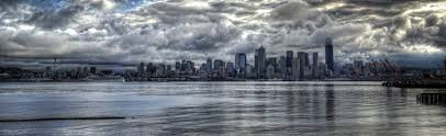 Rainy Seattle HDR by UrbanRural on DeviantArt