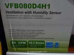 Humidity Sensing Bathroom Fan Wall Mount by Bathroom Exhaust Fan With Humidity Sensor And Light Bathroom