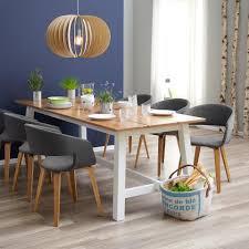esstisch holsted 95x220 küchen möbel dänisches