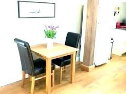 Two Seat Table Set 2 Round Interior And Chairs Stylish