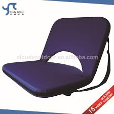 Outdoor Easy Carry Reclining Folding Seat Cushion Beach Seat Chair, View  Seat Cushion Beach Seat Chair, CLOUDYOUTDOOR Product Details From Zhejiang  ...