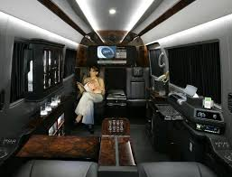 Luxury Sprinter Van Conversion For A Comfortable Ride