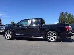 100 Ford Saleen Truck 2018 F150 Sport 302 Black Super Crew 50 Auto