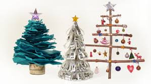 Saran Wrap Christmas Tree With Ornaments by How To Make A Christmas Tree Youtube