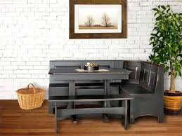 Corner Kitchen Table Set by Share Your Breakfast In Charming Kitchen Banquette Diy Nook For