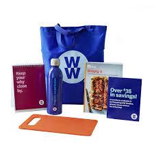 weight watchers starter kit walmart