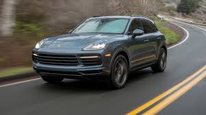 100 Porsche Truck Price 2019 Cayenne First Test How Much Audi Can A Take