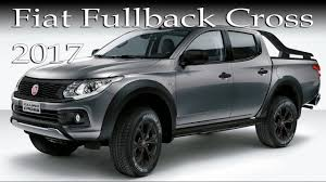 100 Fiat Pickup Truck New 2017 Fullback Cross UK Specs And Prices YouTube
