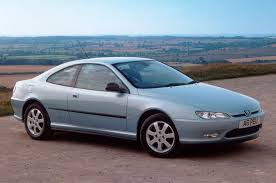 Was the Peugeot 406 coupe really a rejected Ferrari design