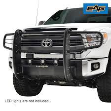 EAG 14-18 Toyota Tundra Grille Brush Guard Bumper Bar Black Textured ... Dakota Hills Bumpers Accsories Dodge Alinum Truck Bumper Brush Guards And Push In Gonzales La Kgpin Autosports Dee Zee Guard Free Shipping Price Match Guarantee Air Design Super Rim Front Grille Warn Trans4mer Black For 0607 Ford F150 Supertruck Toyota Tacoma Install With Axe Family Youtube Freightliner Cascadia Deer Price Starting At 550 Steel Horns For Sale Mcf Marketplace China Semi Auto Running Boards Mud Flaps Luverne