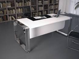 bureaux de direction bureaux de direction deskissimo design en bois blanc achat bureaux