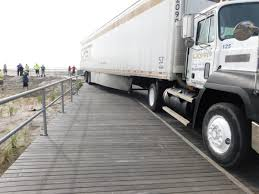 100 Crst Trucking School Locations Tractor Trailer Takes 25 Mile Ride Down Atlantic City Boardwalk