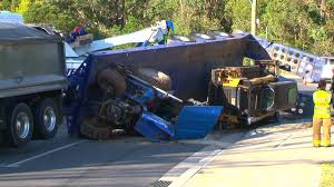 Truck Crash Causes Traffic Chaos On Richmond Road | Hawkesbury Gazette