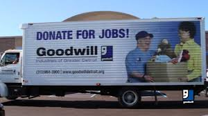 Goodwill Commerce Twp. Grand Opening 7.13.13 - YouTube Las Vegasarea Residents See Toll From Goodwill Bankruptcy Our Work Wisconsin Screen Process Green Archives Omaha The Weight Loss Clean Out Special Marcie Jones Design Truck Wraps Peterbilt Rolloff In Action 122910 Youtube Of Southeast Georgia Nne Jobs Goodwillnnejobs Twitter Dation Center Laguna Niguel El Lazo Road School Drive Two Employees Are Unloading A Truck Is Parked Front