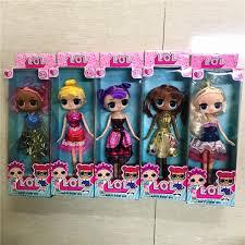 Dolls LOL Surprise 9477593 Toys Rag Doll Bliss Reborn LOL Kids
