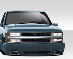 92-99 Chevy Tahoe Suburban Duraflex SS Look Front Bumper Body Kit | EBay Truck Bumpers Stylize Or Replace With Aftermarket Ones 2017 Up Ford Super Duty Stealth Fighter Winch Front Bumper Foutz Enforcer Front Bumper Ford F250 F350 Rogue Racing Frontier Gear Full Width Hd With Brush Guard Standard Chrome Replacement 199714 F150 1997 Amazoncom Warn 95800 Ascent For Chevrolet Silverado 12016 F2f350 Signature Series Heavy Duty Base Winch Build Your Custom Diy Kit Trucks Move Smittybilt Available Now M1a2 Buy 72018 Raptor Venom R Gmc Sierra 1500 2008 Black 95870