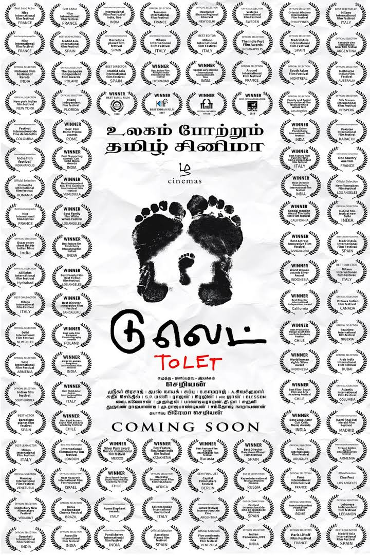 Image result for tolet tamil movie review