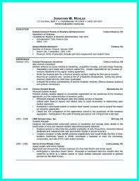 Resume Samples For College Graduates Graduate