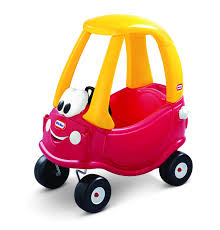 Little Tikes Classic Cozy Coupe Ride-on Children Kids Play Toy Car ...