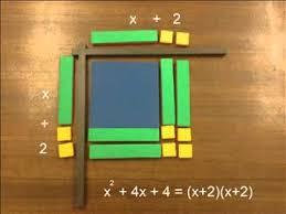algebra tiles factoring factoring with algebra tiles math resources