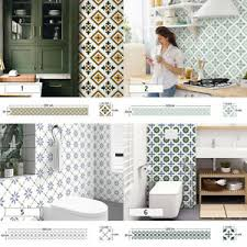 badezimmer küche tapete boden wand kontakt papier aufkleber