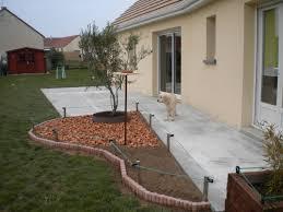 emejing amenagement terrasse devant maison images