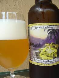 Jolly Pumpkin Artisan Ales by Daily Beer Review Oro De Calabaza