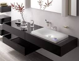 modern bathroom with minimalist design by toto moderne