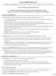 Charge Nurse Resume Awesome Nursing Profile Examples Roho 4senses Of Fresh Graduate