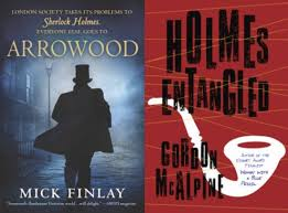 Mystery Book Club Arrowood And Holmes Entangled