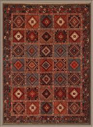 Old Persian Yalameh Rug