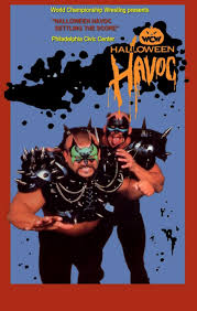 Halloween Havoc 1999 Card by This Day In Wcw History Wcw Halloween Havoc 1989 Wcw Worldwide