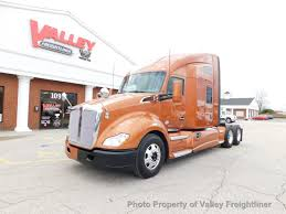 2015 Used Kenworth T680 13 Spd APU ISX-485Hp At Valley Freightliner ...