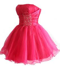 hott pink prom dresses long dresses online