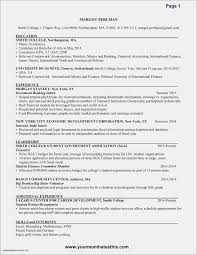 Good Resume Examples For Manufacturing Luxury Making A Awesome Resumes Ecologist 0d