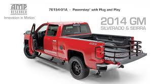 Chevrolet Silverado / GMC Sierra | AMP Research PowerStep | AutoEQ ... Gmc Sierra Accsories 2017 Top Car Reviews 2019 20 Chevrolet Truck 2015 Incredible Dealer 5 Must Have For Your Gmc Denali Pick Up Youtube Tops Custom Chevy Canada Best Image Kusaboshicom 2011 1500 Hostile Exile Performance Body Lift 3in Photo Gallery Xtreme Vehicles Gmc Truck Accsories 2016 2014 All The Canyon In A Nutshell The News Wheel Undcovamericas 1 Selling Hard Covers 2010 Short Box Crew Cab Sle 4x4 Loaded With Photos Sleavinorg