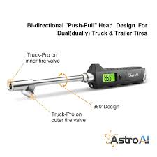 AstroAI Digital Tire Pressure Gauge, 180 PSI RV Heavy Duty Dual Head ... Amazoncom Accutire Ms5515b Truck And Rv Digital Tire Gauge With Truckrv Dual Head Walmartcom Dynatex Tyre Pssure Inflator Air Gun Compressor Dial 14 Haltec Gaugebrass11 In L 48wc36ga1351 Grainger Tiretek Truckpro Heavy Tread Depth Metric Standard Measures Tester 254mm Car Suv 0100 Psi Right Angle Chuck Fixm Portable 150psi Gauges Tires Care The Home Depot Lcd Tool Motorcycle Using A Wear On Stock Photo Picture And Professional