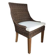 Outdoor Dining Chair - Alfresco - Crocodile Rattan Lotta Ding Chair Black Set Of 2 Source Contract Chloe Alinum Wicker Lilo Chairblack Rattan Chairs Uk Design Ideas Nairobi Woven Side Or Natural Flight Stream Pe Outdoor Modern Hampton Bay Mix And Match Brown Stackable