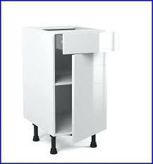 caisson cuisine 20 cm meuble profondeur 20 cm cuisine cm meuble profondeur 20 cm blanc