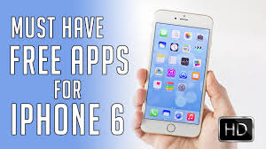 Top 3 Best Free iphone Apps 2017