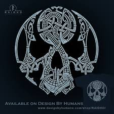 Nidhoggr By RAIDHO Art Tattoo Designs Tattoos Viking Tattoos