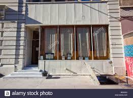 Nobu Next Door Japanese Restaurant in Tribeca New York City Stock