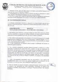 OBJETO Aquisição Consumo Municipal EDITAL DE LICITAÇÃO PREGÃO