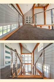 Architecture: Elegant Interior Yankee Barn Homes With Stainless ... Roof Tagged Ideas Picture Emejing Balcony Grill S Photos Contemporary Stair Railings Interior Wood Design Stunning Wrought Iron Railing With Best 25 Steel Railing Design Ideas On Pinterest Outdoor Amazing Deck Steps Stringers Designs Attractive Staircase Ipirations Brilliant Exterior In Inspiration To Remodel Home Privacy Cabinets Plumbing Deck Designs In Modern Stairs Electoral7com For Home