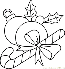 Disney Christmas 39 Coloring Page