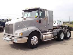 INTERNATIONAL TANDEM AXLE DAYCAB FOR SALE | #12171